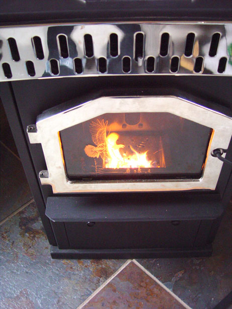 My Countryside Pellet Stove Install Hearth Com Forums Home