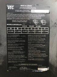 virginian wood stove model 102 manual